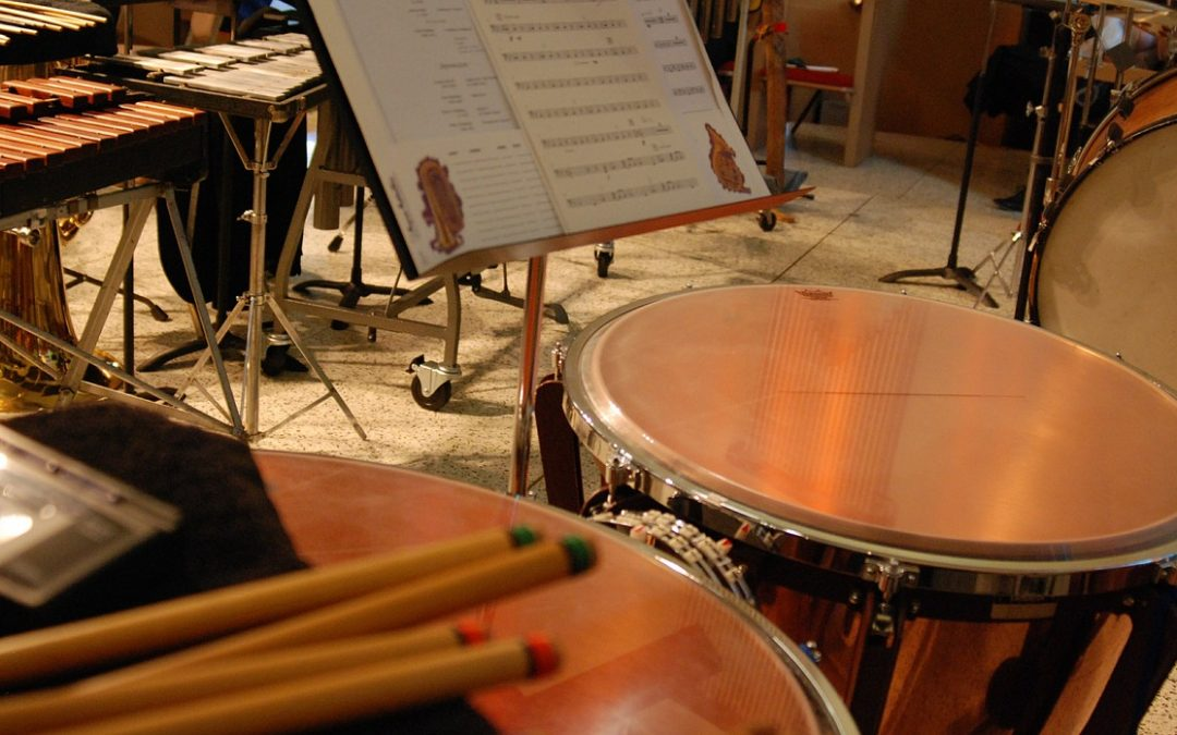Schlagzeug, Timpani, Marimba