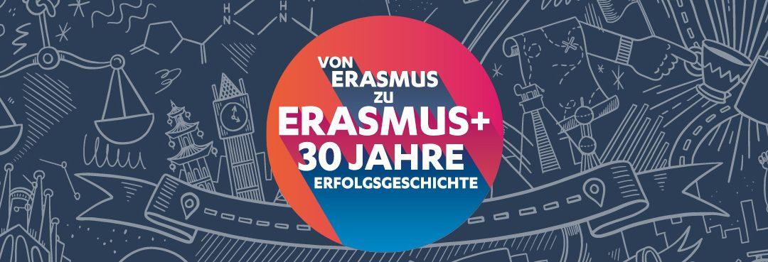 30 Jahre Erasmus-Programm für den Studentenaustausch